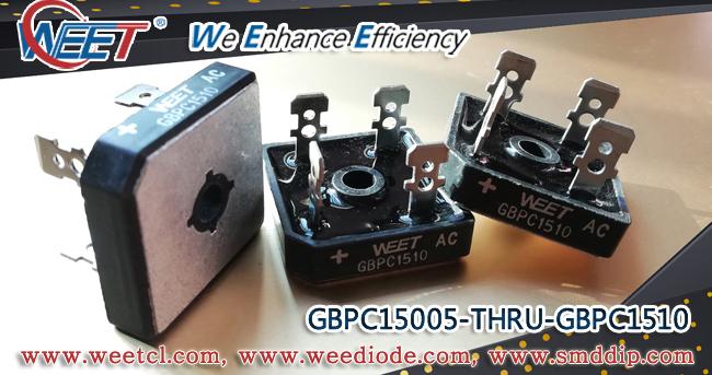 GBPC1504 Bridge Rectifier